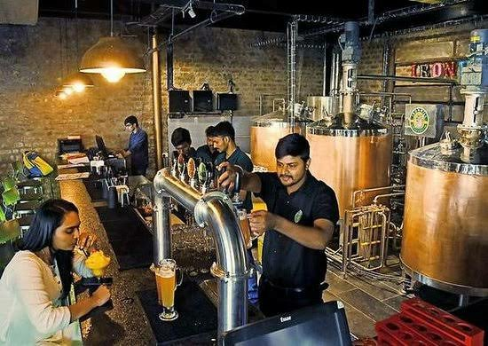 Pubs in Vijaywada