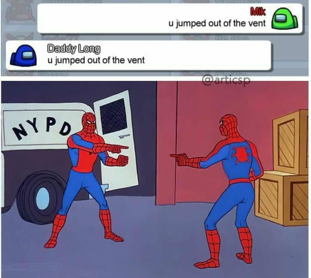 Among Us memes