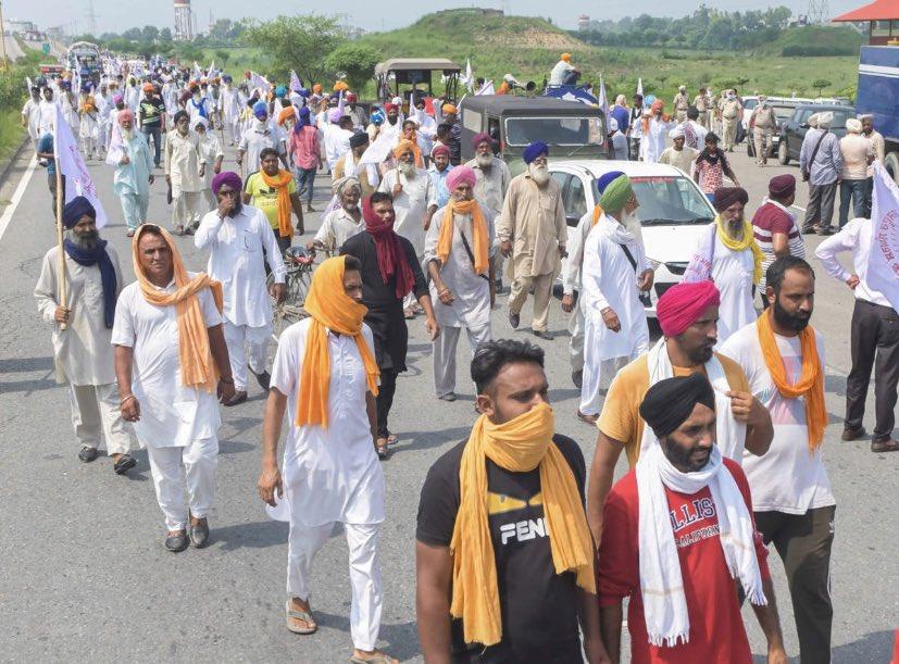 farmers protest.
