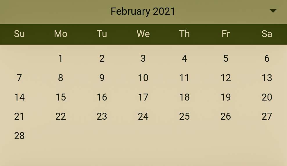 Hindu Pelli muhurthalu in February 2021
