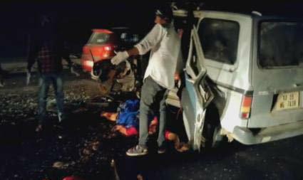Three Karnataka people dead in chittoor