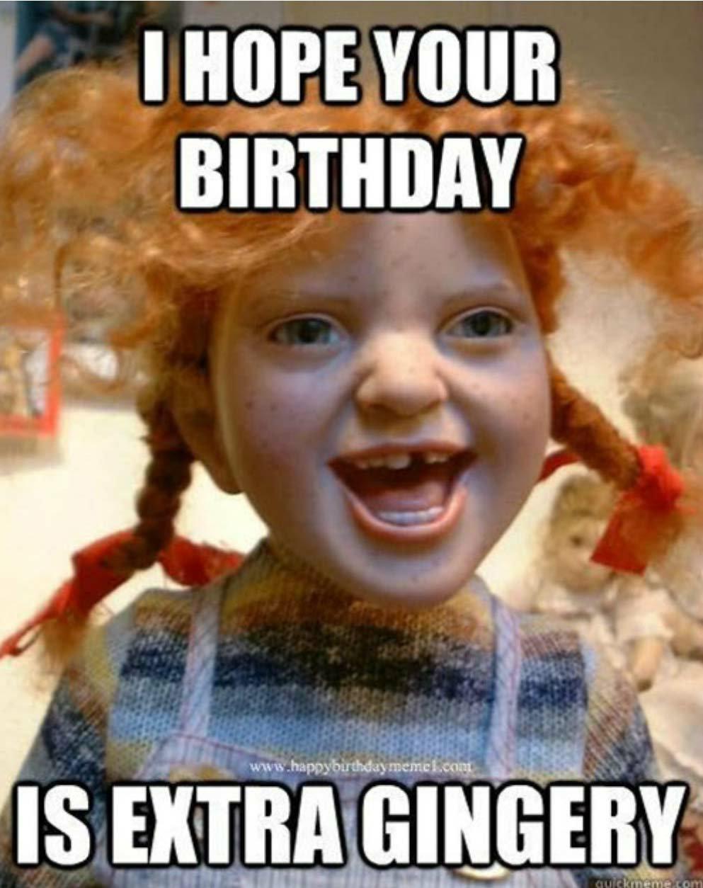 Birthday Funny Meme