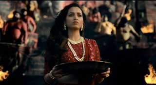 Srinidhi shetty in KGF 2 teaser
