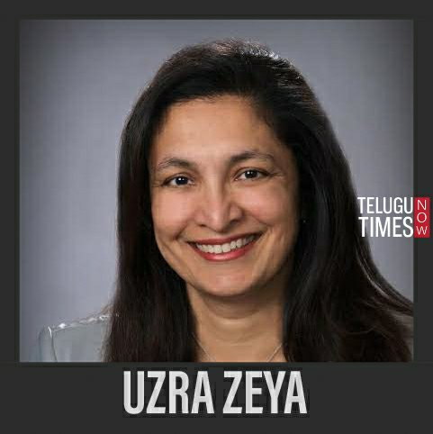 Uzra Zeya Indian American white House staff in Biden-Harris administration