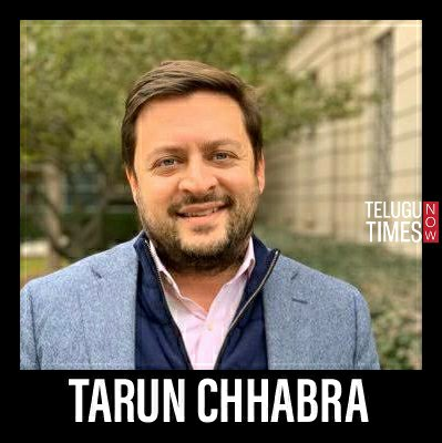 Tarun Chhabra Indian American white House staff in Biden-Harris administration