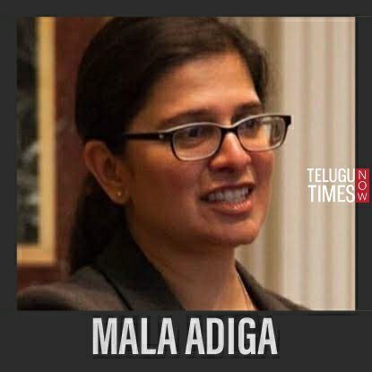 Mala Adiga Indian American white House staff in Biden-Harris administration