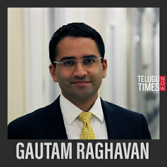 Gautham Raghavan Indian American white House staff in Biden-Harris administration