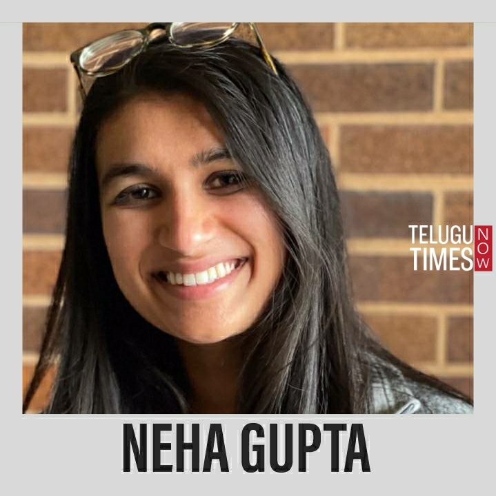 Neha Gupta Indian American white House staff in Biden-Harris administration