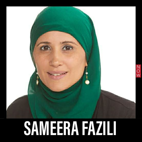 Sameera Fazili Indian American white House staff in Biden-Harris administration