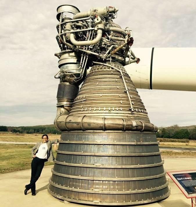 NRI Bhavya lal NASA staff